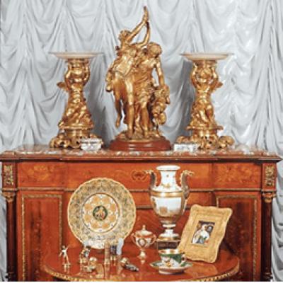 Предметы интерьера и коллекционирования