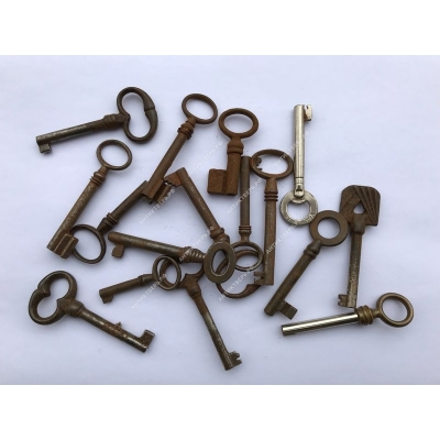 Ключ. Ключи старинные. Мебельные